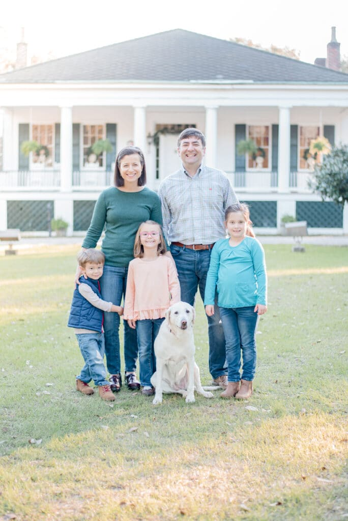 Dr. Brooke Schrader Family Children's Dentist Mobile Alabama