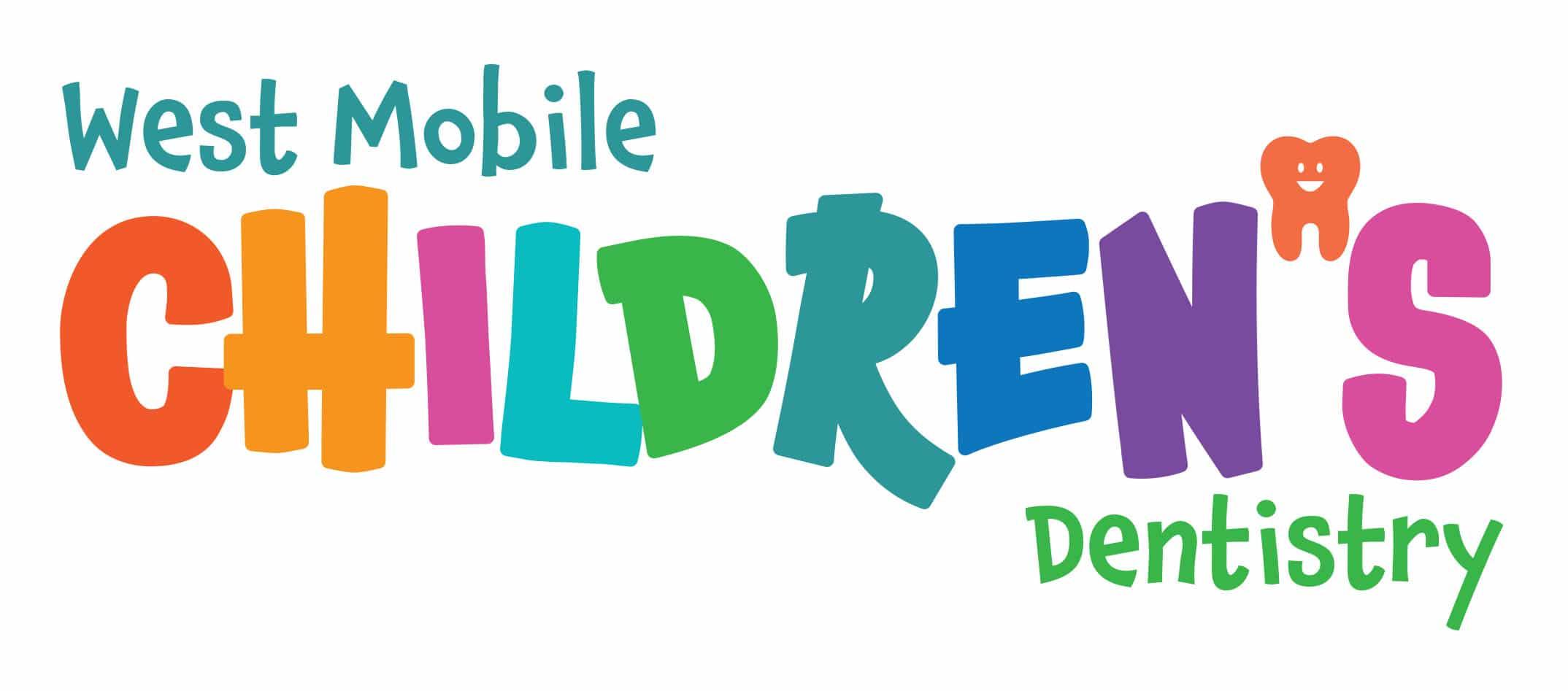 West Mobile Children's Dentistry Logo - REV5